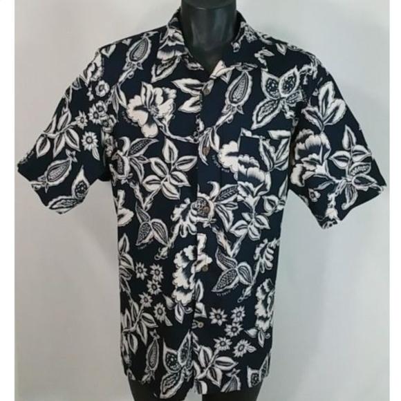 da7986b7 Polo Jeans Co. Shirts | Polo Jeans Co Ralph Lauren Hawaiian Shirt M ...